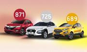 EcoSport, Kona và HR-V - xe nào phù hợp trong tầm giá