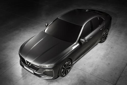 Concept sedan.