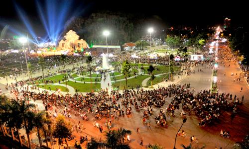 Yên Bái, Tuyên Quang dừng hoạt động vui chơi, lễ hội -