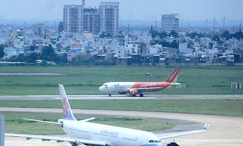 Sân bay Tân Sơn Nhất sẽ có thêm nhà ga T3 -