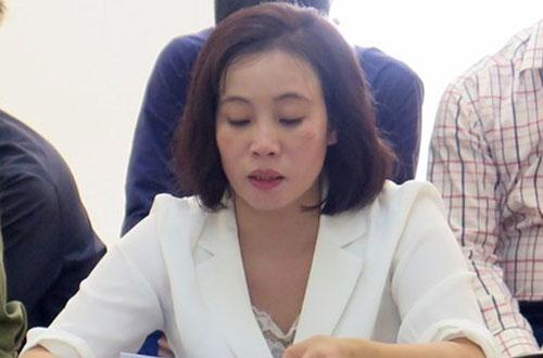 Bị cáo Lê Ngọc Lê tại phiên tòa sơ thẩm.