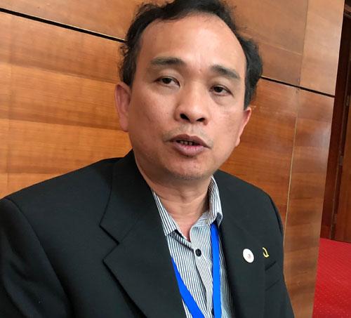 TS Nguyễn Kỳ Tài. Ảnh: BN.