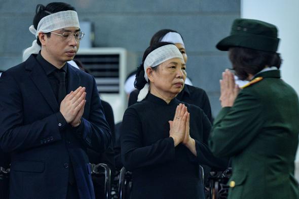 Lễ viếng Chủ tịch nước Trần Đại Quang - page 2 - 1