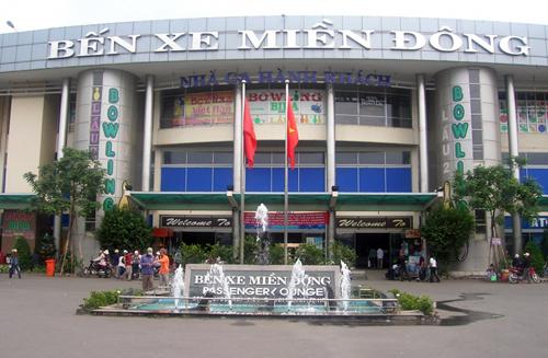 BXMĐ được xem là bến xe lớn nhất nước về số lượng đầu xe và lượng hành khách trung chuyển qua mỗi năm.