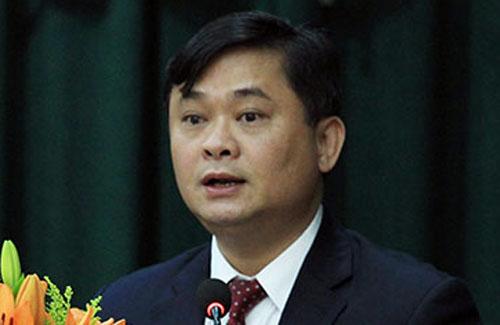 Ông Thái Thanh Quý, Chủ tịch UBND tỉnh Nghệ An. Ảnh: PV