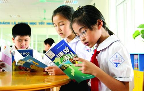 Bộ Giáo dục: Chiết khấu phát hành sách giáo khoa ở mức rất thấp