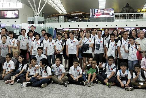 Việt Nam giành 8 huy chương vàng kỳ thi Toán và Khoa học quốc tế