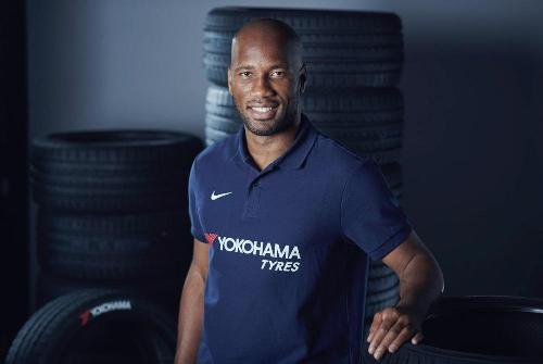 Mua lop Yokohama nhan ve gap Didier Drogba tai Viet Nam