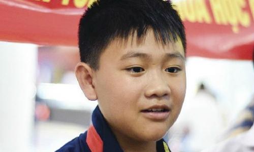 Nam sinh Hải Phòng giành giải vô địch lý thuyết Toán ở IMSO