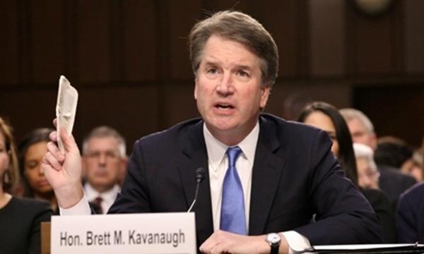 Ứng viên vướng bê bối tình dục trở thành thẩm phán tối cao Mỹ