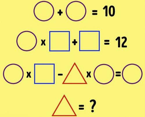 Thể dục trí não cuối tuần với những câu đố logic - 1