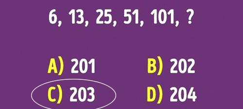 Thể dục trí não cuối tuần với những câu đố logic - 22