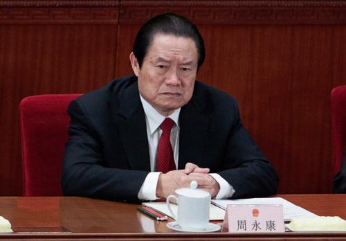 Cựu trùm an ninh Trung Quốc Chu Vĩnh Khang. Ảnh: Reuters.