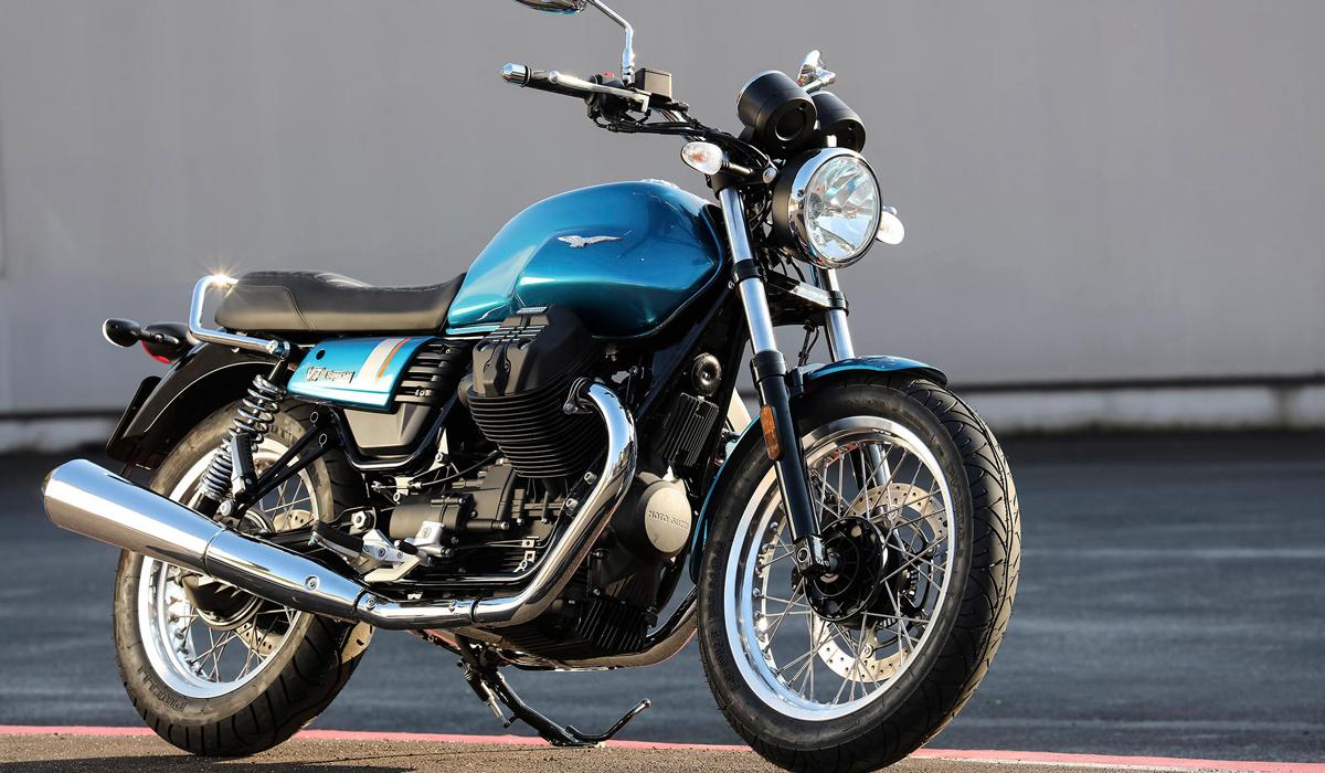 Thú chơi xe - 10 mẫu xe máy cổ điển hấp dẫn năm 2018 (Hình 3).