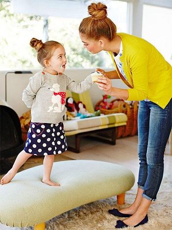 Quát tháo không phải cách để kỷ luật con hiệu quả. Ảnh: Parents Magazine