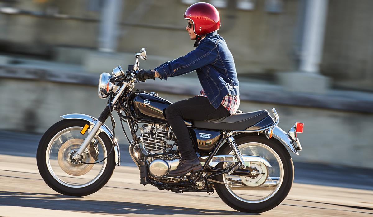 Thú chơi xe - 10 mẫu xe máy cổ điển hấp dẫn năm 2018 (Hình 10).