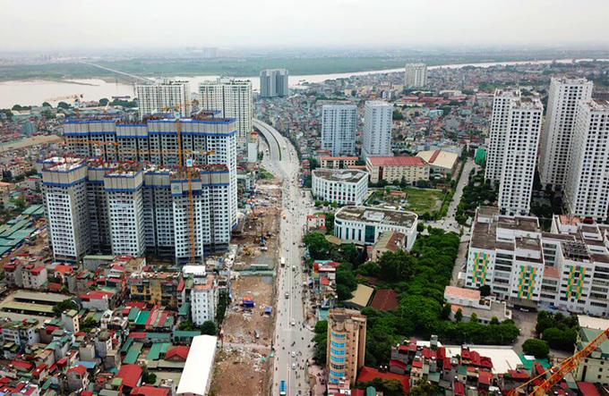 Đường vành đai hơn 2 tỷ USD gần trung tâm Hà Nội