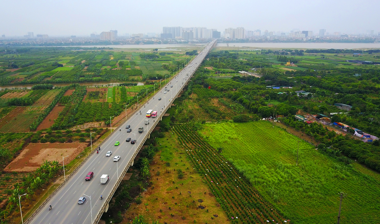 Đường vành đai hơn 2 tỷ USD của Hà Nội