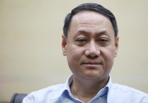 Phó tổng giám đốc EVN HANOI Nguyễn Anh Dũng.
