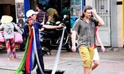 Quận trung tâm Sài Gòn siết an ninh bảo vệ du khách