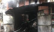 Cháy xưởng sản xuất ghế sofa ở Hà Nội, một người chết