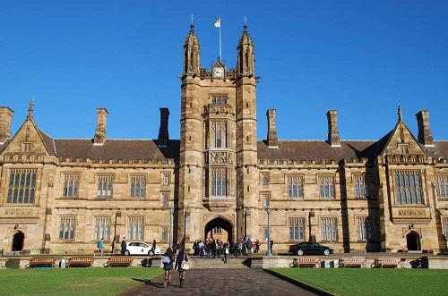 Mỹ là điểm đến hấp dẫn về giáo dục đại học. Ảnh: World Top Listed University