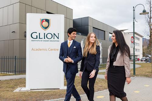 Học viện Glion, Thụy Sĩ.