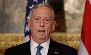 Bộ trưởng Quốc phòng Mỹ nói được Trump ủng hộ 100%