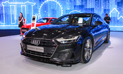 Audi A7 Sportback mới sắp về Việt Nam