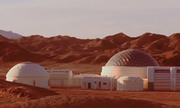 Căn cứ sao Hỏa mô phỏng đầu tiên của Trung Quốc