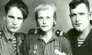 Nữ chiến sĩ duy nhất ở tuyến đầu của hải quân đánh bộ Liên Xô trong Thế chiến II