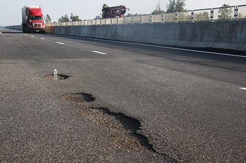 Cao tốc 34.000 tỷ được sửa chữa đạt yêu cầu về độ bằng phẳng - 2