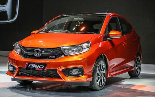 Brio có thể là mẫu xe nhỏ mà Honda sắp giới thiệu.