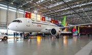 Dây chuyền sản xuất máy bay chở khách đầu tiên của Trung Quốc