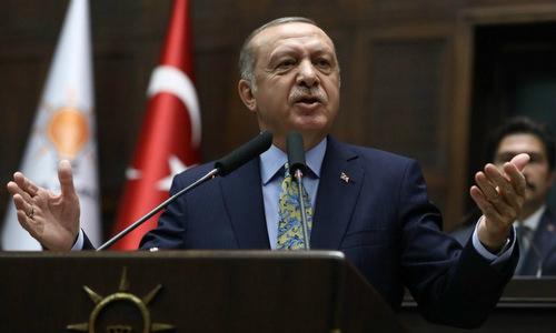 Erdogan sắp công bố 'sự thật trần trụi' về vụ sát hại Khashoggi