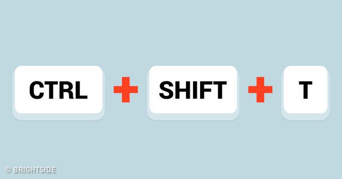 10 tổ hợp phím giúp bạn tiết kiệm thời gian dùng máy tính