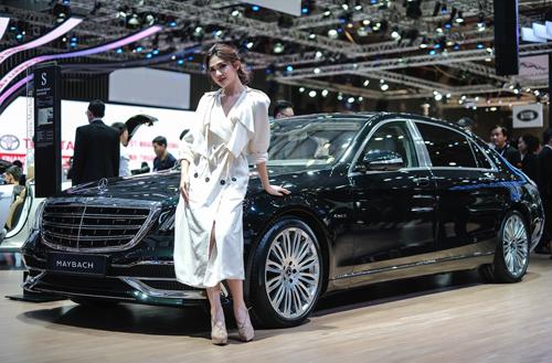 Mercedes S450 Coupe gia 617 ty tai Viet Nam
