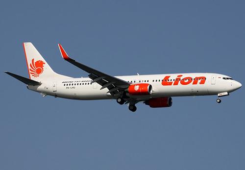 Máy bay Boeing 737 của Lion Air. Ảnh: Airline Ratings