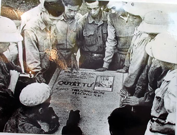 Truông Bồn - rốn bom của miền Bắc - 50 năm trước