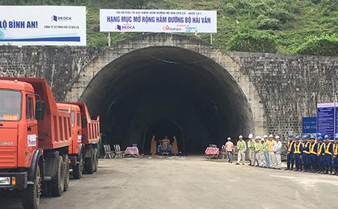 Đơn vị quản lý muốn dừng vận hành hầm Hải Vân do thiếu kinh phí