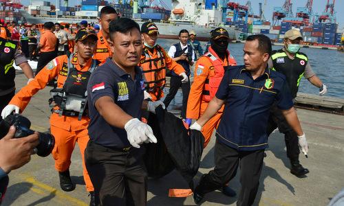 Toàn bộ 189 người trên máy bay Indonesia gặp nạn có thể đã thiệt mạng