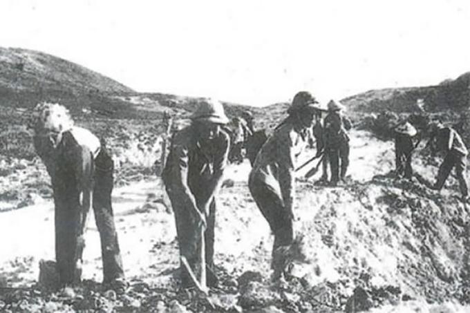 Truông Bồn - rốn bom của miền Bắc 50 năm trước