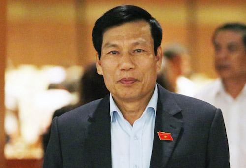 Bộ trưởng Văn hoá Nguyễn Ngọc Thiện. Ảnh: Võ Hải