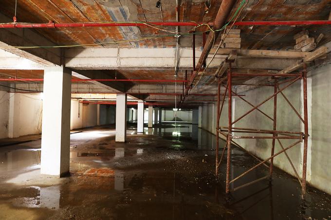 Bệnh viện 5 sao có sân đỗ trực thăng xây 20 năm chưa xong