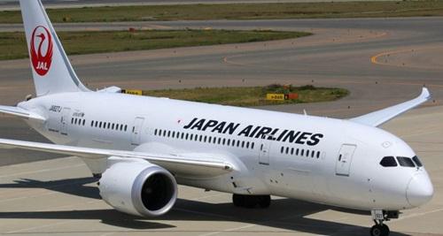 Một máy bay chở khách của Japan Airlines. Ảnh: Skytrax.