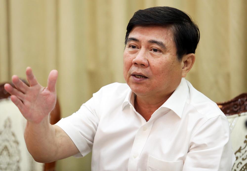 Chủ tịch TP HCM bức xúc vì không biết Cục trưởng QLTT được bổ nhiệm