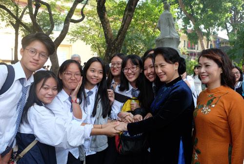 Trường Bưởi - Chu Văn An tròn 110 tuổi