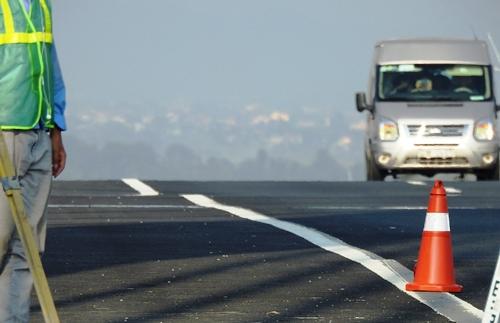 Mặt cầu hơn 7.000 tỷ đồng trên cao tốc Hạ Long bị lún, võng
