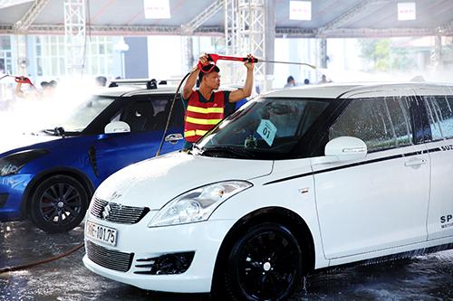 Gần 90 xe Suzuki Swift được bảo dưỡng miễn phí tại Hà Nội - 1