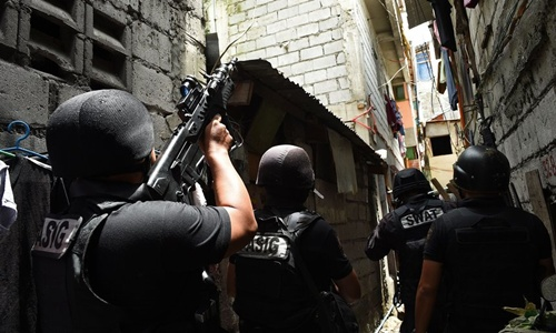 Đại tá cảnh sát Philippines bị bắn chết vì bán ma túy